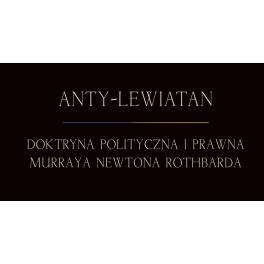 Anty-Lewiatan - Radosław Wojtyszyn - e-book